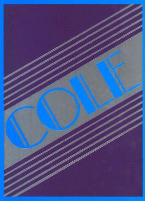 Cole: Biographical Essay - Kimball, Robert, and Overlook Press (Creator)