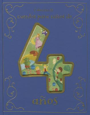 Coleccion de Cuentos Para Ninos de 4 Anos - Parragon