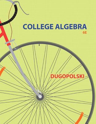 College Algebra - Dugopolski, Mark