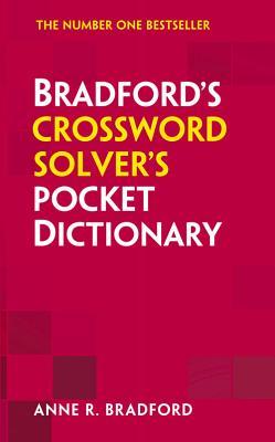 Collins Bradford's Crossword Solver's Pocket Dictionary - Bradford, Anne R.