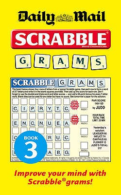 "Collins ""Daily Mail"" Scrabble Grams: Puzzle Book No. 3 -"