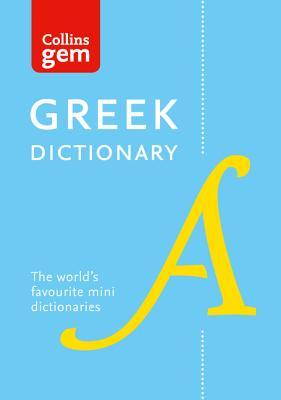 Collins Gem Greek Dictionary - Collins Dictionaries