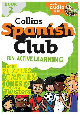 Collins Spanish Club: Fun, Active Learning Book 2 - McNab, Rosi, and Sharp, Ruth
