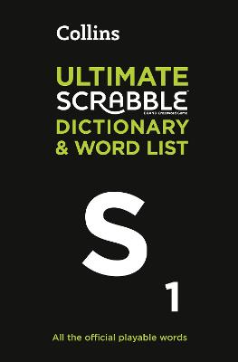 Collins Ultimate Scrabble Dictionary and Word List: All the Official Playable Words, Plus Tips and Strategy - Collins Dictionaries