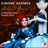 Colori d'Amore - Le Musiche Nove; Simone Kermes (soprano)