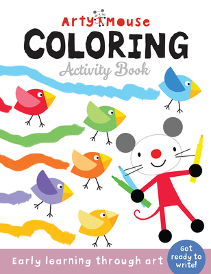 Coloring: Early Learning Through Art - Linn, Susie