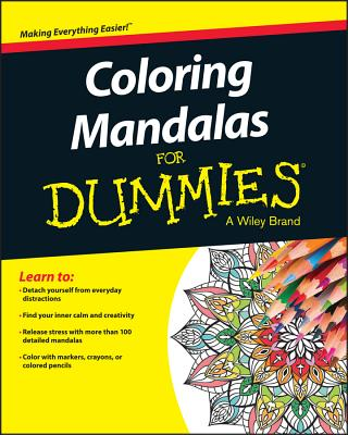 Coloring Mandalas for Dummies - Consumer Dummies