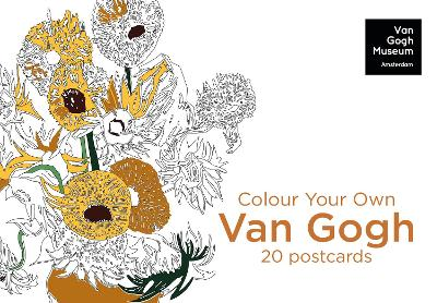 Colour Your Own Van Gogh: Postcards -