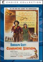 Comanche Station - Budd Boetticher