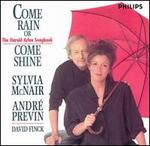 Come Rain or Come Shine: The Harold Arlen Songbook
