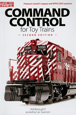 Command Control for Toy Trains - Besougloff, Neil