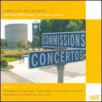 Commissions & Concertos - Alex Jokipii (trumpet); Randall Hawes (trombone); SUNY Fredonia Wind Ensemble; Paula Holcomb (conductor)