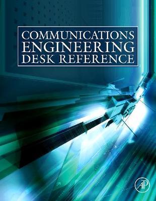 Communications Engineering Desk Reference - Dahlman, Erik
