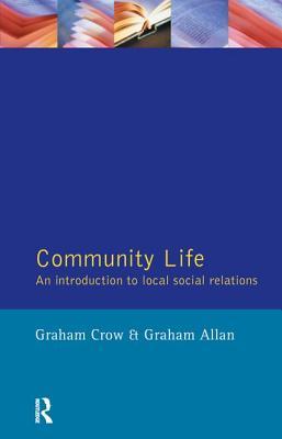Community Life - Crow, Graham, and Allan, Graham