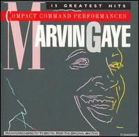 Compact Command Performances: 15 Greatest Hits - Marvin Gaye