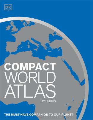 Compact World Atlas, 7th Edition - DK
