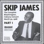 Complete Bloomington Indiana Concert, Vol. 1 (3/30/68)