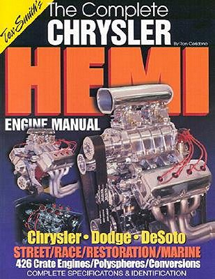 Complete Chrysler Hemi Engine Manual - Ceridono, Ron