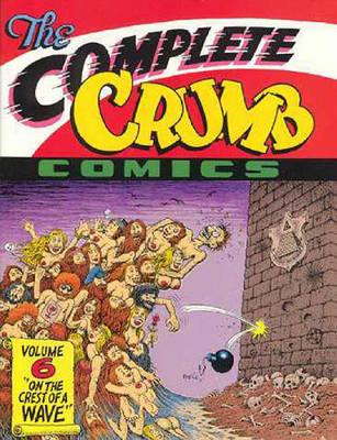 Complete Crumb Vol. 6 H/C - Crumb, Robert