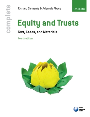 Complete Equity and Trusts - Clements, Richard