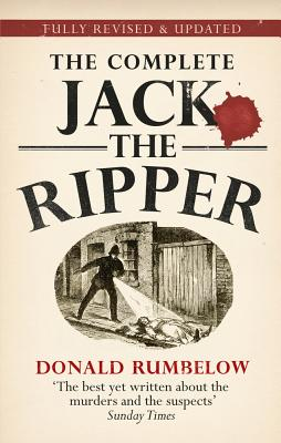 Complete Jack The Ripper - Rumbelow, Donald
