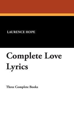 Complete Love Lyrics - Hope, Laurence