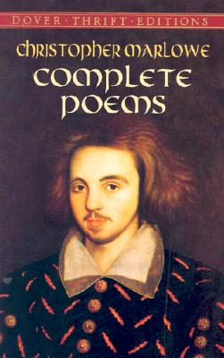Complete Poems - Marlowe, Christopher
