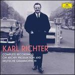 Complete Recordings on Archiv Produktion and Deutsche Grammophon