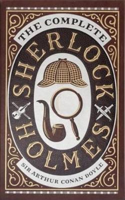 Complete Sherlock Holmes (Barnes & Noble Collectible Classics: Omnibus Edition) - Doyle, Sir Arthur Conan