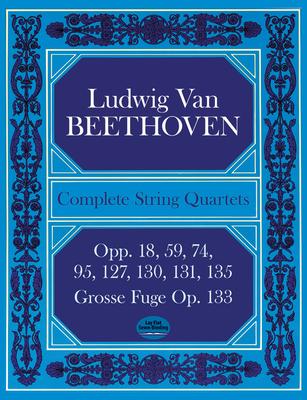 Complete String Quartets - Beethoven, Ludwig Van