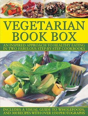 Complete Vegetarian Book Box: An Inspired Approach to Healthy Eating in Two Fabulous Step-By-Step Cookbooks - Graimes, Nicola