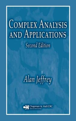 Complex Analysis and Applications - Jeffrey, Alan