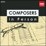 Composers In Person [Box Set]