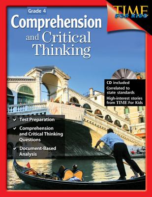 Comprehension and Critical Thinking Grade 4 (Grade 4) [with Cdrom] - Greathouse, Lisa