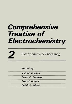 Comprehensive Treatise of Electrochemistry: Electrochemical Processing - Bockris, John (Editor)