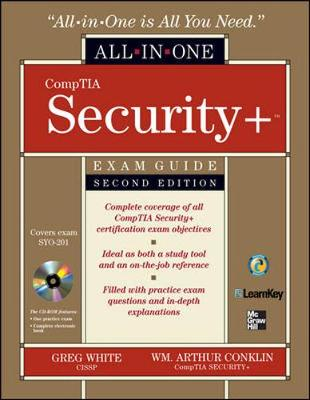 CompTIA Security+ Exam Guide - White, Gregory B, Dr., and Conklin, Wm Arthur, Professor, and Williams, Dwayne