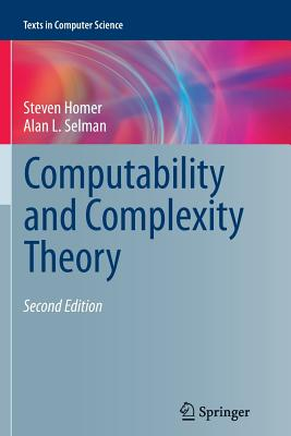 Computability and Complexity Theory - Homer, Steven