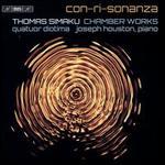 Con-Ri-Sonanza: Thomas Simaku Chamber Works