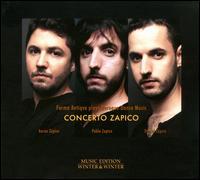 Concerto Zapico: Baroque Dance Music - Forma Antiqva