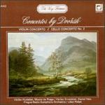 Concertos by Dvorák