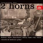 Concertos for 2 Horns