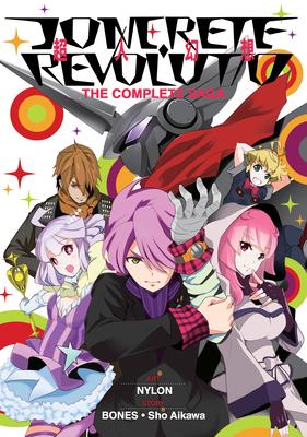 Concrete Revolutio: The Complete Saga - Bones, and Shou, Aikawa