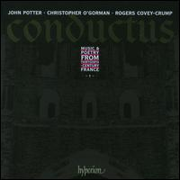 Conductus, Vol. 1: Music & Poetry from 13th Century France - Christopher O'Gorman (tenor); John Potter (tenor); Rogers Covey-Crump (tenor)