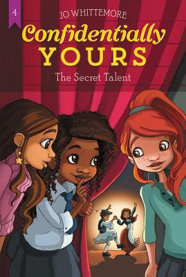Confidentially Yours #4: The Secret Talent - Whittemore, Jo