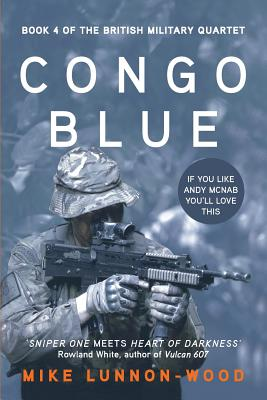 Congo Blue - Lunnon-Wood, Mike