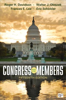 Congress and its Members - Davidson, Roger H., and Oleszek, Walter J., and Lee, Frances E.