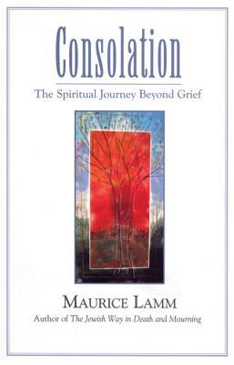 Consolation: The Spiritual Journey Beyond Grief - Lamm, Maurice, Rabbi