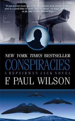 Conspiracies - Wilson, F Paul