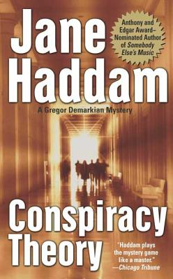 Conspiracy Theory: A Gregor Demarkian Novel - Haddam, Jane
