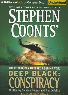 Conspiracy - Coonts, Stephen, and DeFelice, Jim, and Lane, Christopher, Professor (Read by)